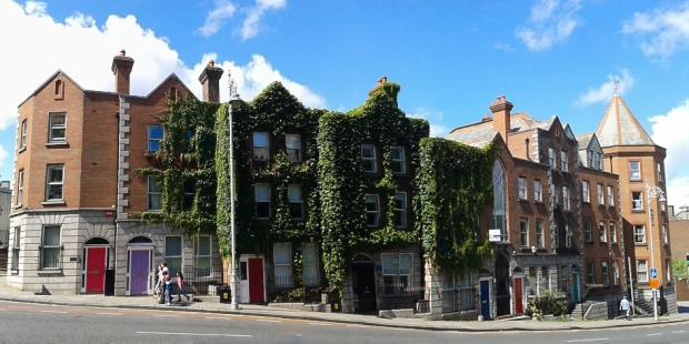 Dublin-facades