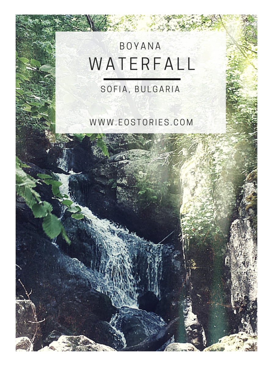 Boyana Waterfall, Sofia, Bulgaria