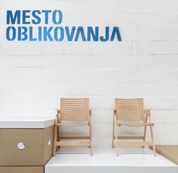 mesto oblikovanja city of design slovenia ljubljana