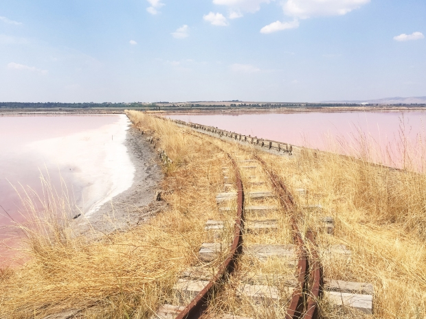bulgaria seaside travel burgas salt mines солници луга 10