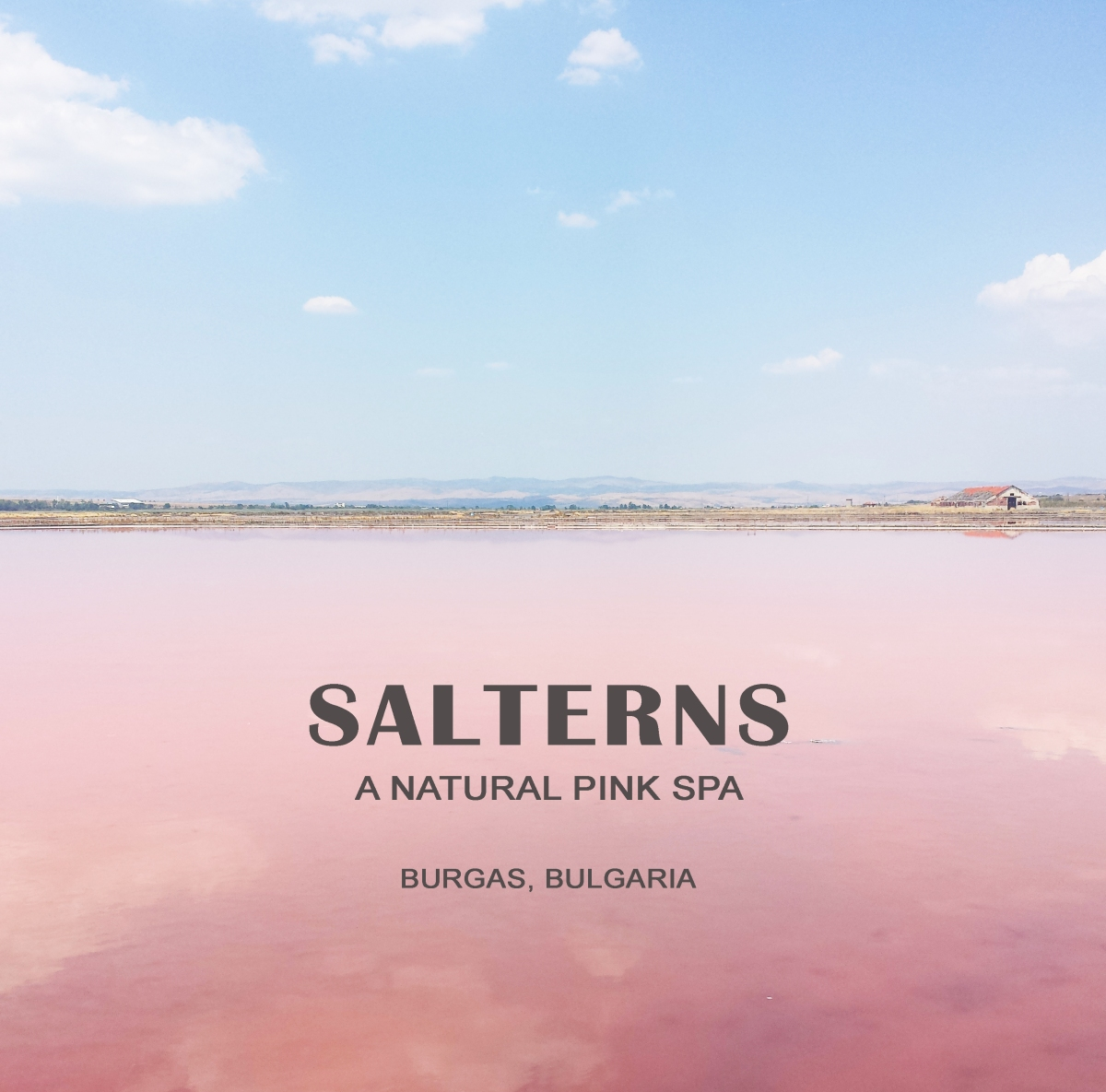 Burgas Salterns - A Natural Pink Spa in Bulgaria