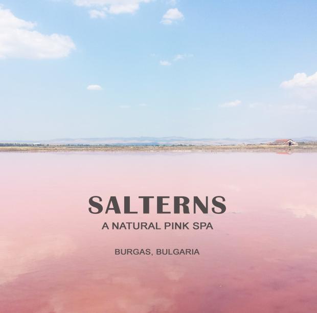 bulgaria seaside travel burgas salt mines солници луга