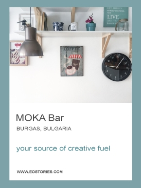 Where to have coffee in Burgas Bulgaria