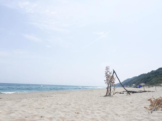 bulgaria travel seaside irakli beach