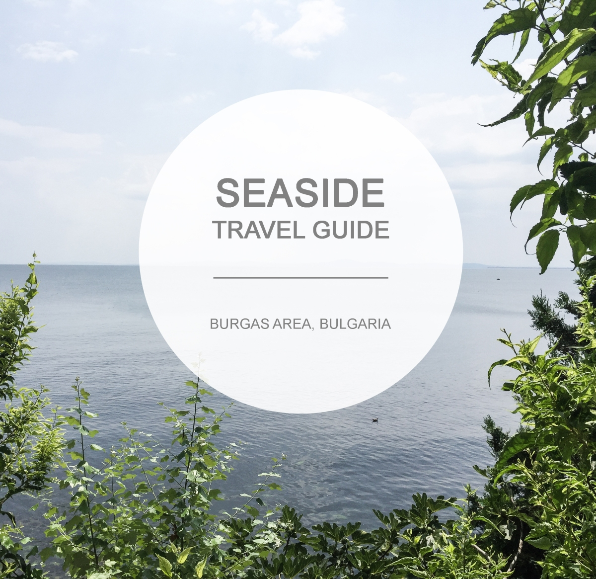 Seaside Travel Guide to the Burgas region, Bulgaria