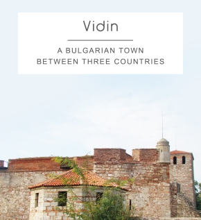 Cover for article on Vidin town in Bulgaria