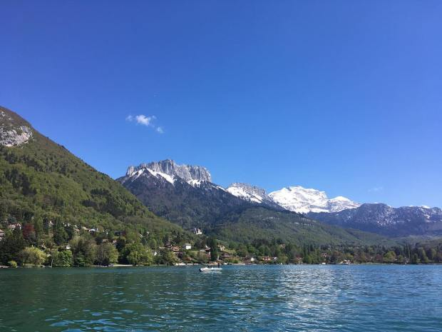 The French Alps - Lake Annecy travel guide
