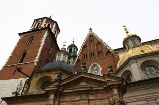 krakow poland wawel cathedral