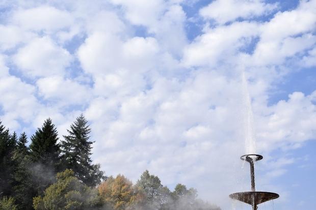 hottest geyserin Europe Bulgaria