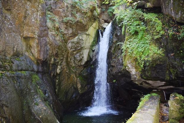 kostenets waterfall bulgaria