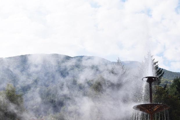 sapareva banya bulgaria geyser hottest in europe